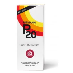 Riemann p20 spf 50+ spray 200 ml