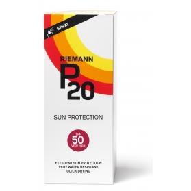 Riemann P20 SPF50+ spray 200 ml 10 horas de protección