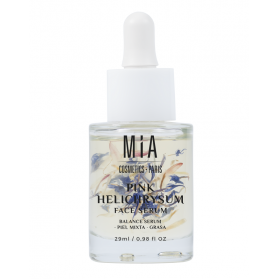 Mia cosmetics pink helychrisum face serum 29 ml