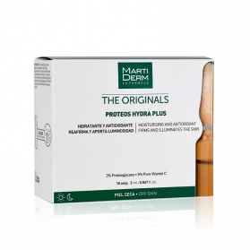 Martiderm The Originals Proteos Hydra Plus Proteoglicanos 10 ampollas 2ml