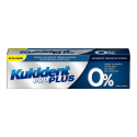 Kukident Pro Plus 0% crema adhesiva premium 40 gr sin Zinc