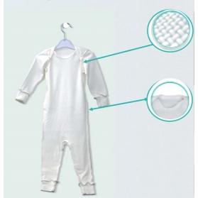 Stelatopia pijama de alivio mustela para piel atópica talla 6-12 meses