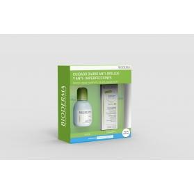 Bioderma pack piel mixta y grasa ( sebium mat control 30 ml + sebium h2o 100 ml)