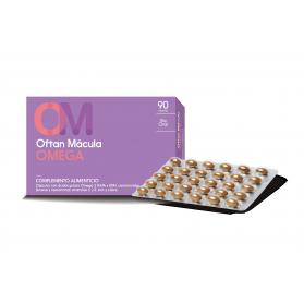 Oftan Mácula Omega 90 cápsulas con Luteína y Zeaxantina