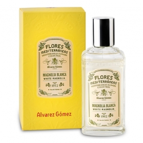 Alvarez gómez flores meditarráneas magnolia blanca 80 ml