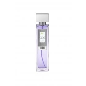 Iap Pharma Nº 58 perfume de alta calidad para hombre 150 ml