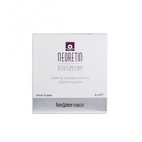 Neoretin discrom control peeling despigmentante 6 discos x 6 ml