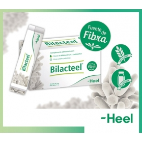 Heel Bilacteel 10 sticks con Lactobacillus, Bifidobacterium y Fibras Prebióticas