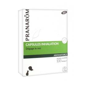 Pranarom Aromaforce cápsulas para inhalación BIO 15 uds