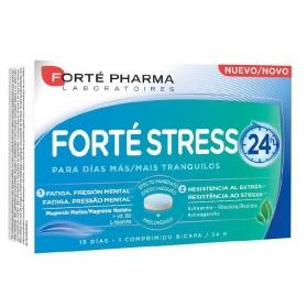 Forté pharma forté stress 15 comprimidos con rhodiola y magnesio