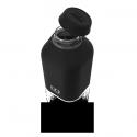 Monbento mb positive m botella reutilizable 500 ml negra