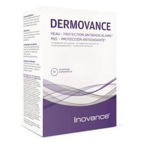 Inovance dermovance sol y luminosidad de la piel 30 comprimidos