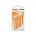 Lacer cepillo interdental suave angular 6uds