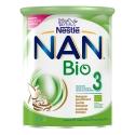 Nestlé nan bio 3 800 gr leche ecológica de continuación
