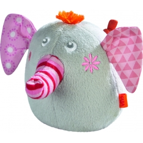 Haba elefante de peluche Nelly ref 304724