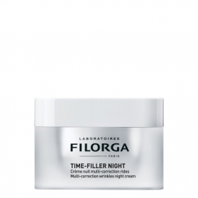 Filorga Time-Filler Night crema correctora antiarrugas de noche 50 ml