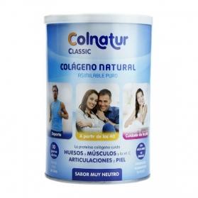 Colnatur Classic Colágeno sabor neutro 300gr