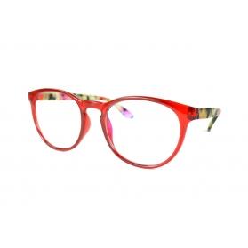 Farmamoda gafa de presbicia 1ª calidad +2,5 dioptrías modelo bb k20 red
