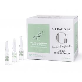 Germinal Acción profunda con ácido hialurónico 30 ampollas
