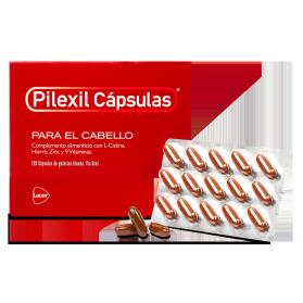 Pilexil 100 cápsulas con hierro, zinc y vitaminas