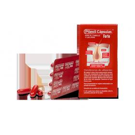 Pilexil forte anticaída 100 +20 cápsulas con serenoa serrulata y vitaminas