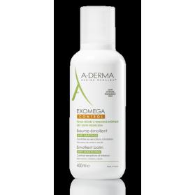 A-derma exomega control bálsamo emoliente 400 ml
