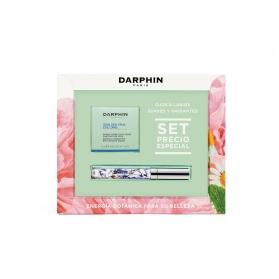 Darphin cofre ojos y labios crema correctora 15 ml + oil gloss aciano 4 ml