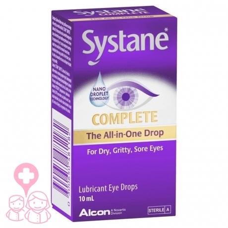 Systane complete gotas oftalmicas lubricantes 10 ml
