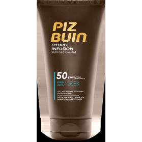 Piz Buin Hydro Infusion gel crema SPF50 150 ml rápida absorción