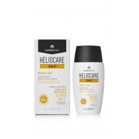 Heliocare 360º Water gel SPF50+ protector solar facial 50 ml