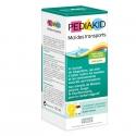 PediaKid mal de transporte jarabe 125 ml con Jengibre, Menta y Salvia