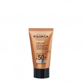 Filorga uv-bronze rostro fluido solar antiedad spf 50+ 40ml