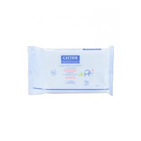 Cattier toallitas linimento para bebé 50 uds