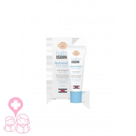 Baby Isdin Nutraisdin gel primeros dientes 30 ml