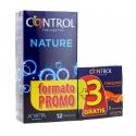 Control Adapta Nature 12 uds + Control Finissimo 3 uds GRATIS