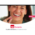 Phb Flexipicks Plus angulado palillo interdental 28 uds tamaño S