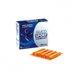 Glucosport complet 20 ampollas