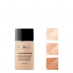 Filorga flash-nude fluid 01 medium professional make-up 30 ml