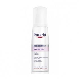 Eucerin Desodorante para Pieles Sensibles 24 h spray 75 ml