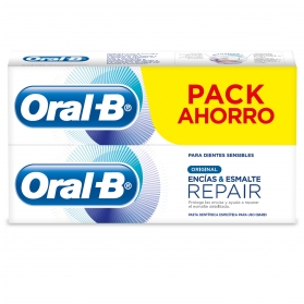 Oral-B DUPLO Original Encías&Esmalte pasta dental 2 x 125 ml
