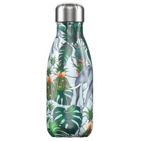 Chilly´s bottle elefantes botella termo 260 ml