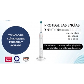 Oral-b professional pro 1 cepillo dental eléctrico