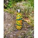 Chilly´s bottle jirafas edición tropical botella termo 500 ml