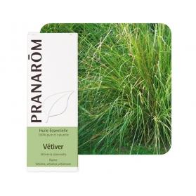 Pranarom Aceite esencial Vetiver 5 ml