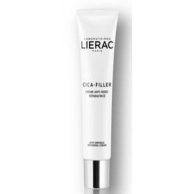 Lierac cica-filler crema reparador anti-arrugas 40 ml
