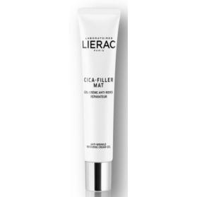 Lierac cica-filler mat gel-crema reparador anti-arrugas 40 ml