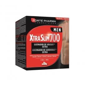 Forté Pharma Xtra Slim 700 Hombre 120 cápsulas quemador de grasas
