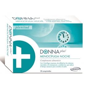 DonnaPlus Menocífuga Noche 30 comprimidos