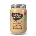 Nutriben ECO potito pollo de corral con verduras 235 g