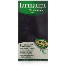 Farmatint 1n negro tinte para cabello 150 ml